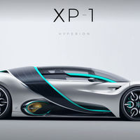 Hyperion XP-1 es un superdeportivo de hidrógeno que promete una impresionante autonomía: hasta 1.600 kilómetros con un solo tanque