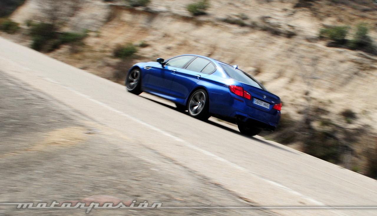 Foto de BMW M5 (Prueba) (135/136)