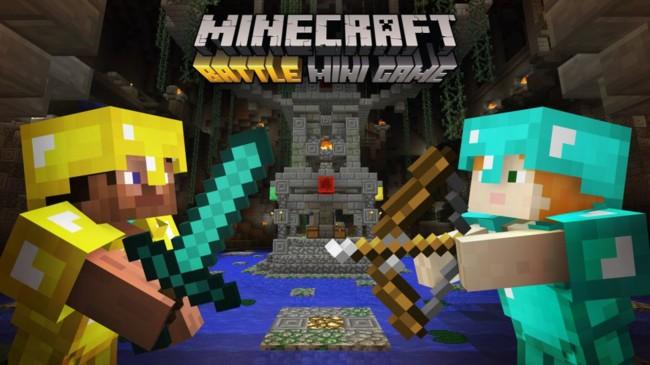 Minecraft Modo Batalla