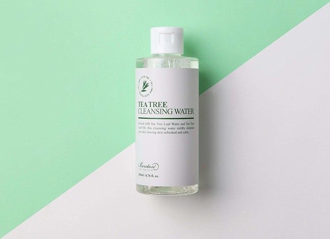Tea Tree Cleansing Water De Benton