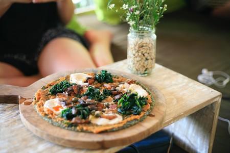 La dieta vegetariana es mas saludable para cocinar