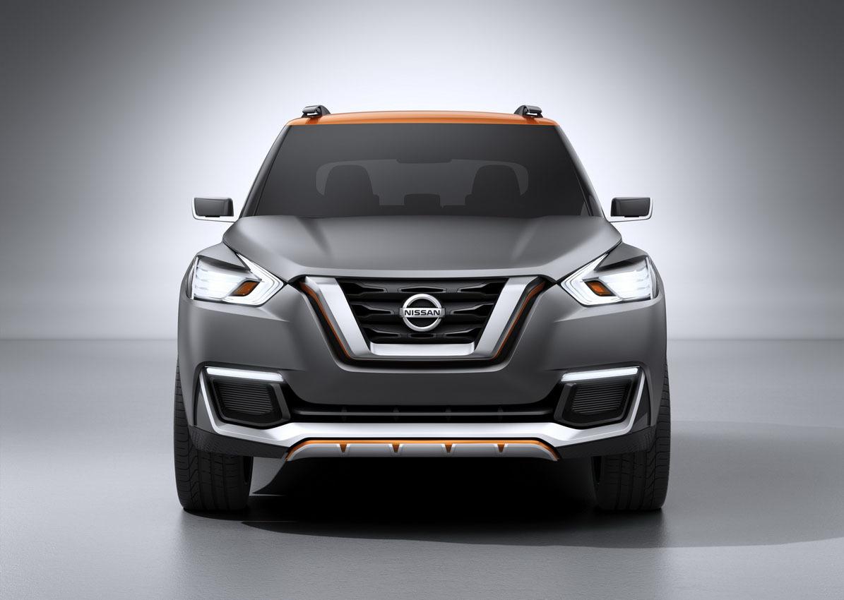 Foto de Nissan Kicks Concept (22/26)