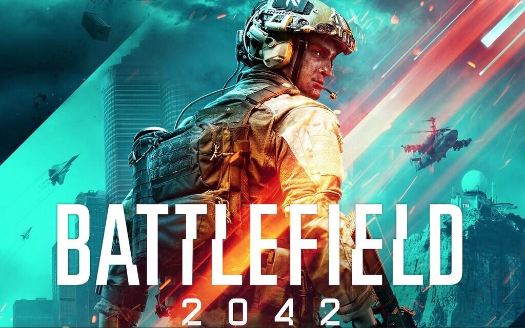'Battlefield 2042' estrena gameplay oficial: la guerra con hasta 128 jugadores se ve como nunca en la next-gen