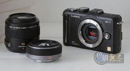 Panasonic Lumix GF1, ¿llega la competencia para la E-P1?
