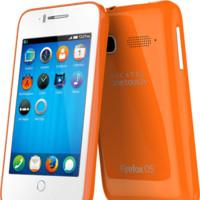 Alcatel tiene tres nuevos teléfonos con Firefox OS
