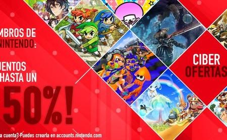 Black Friday 2017: las mejores ofertas digitales para Nintendo