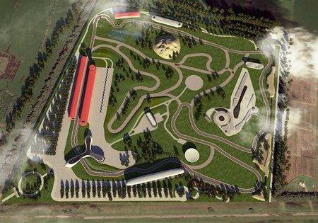 Argentina espera tener su circuito de Fórmula 1 para 2014