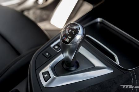BMW M4 CS caja de cambios