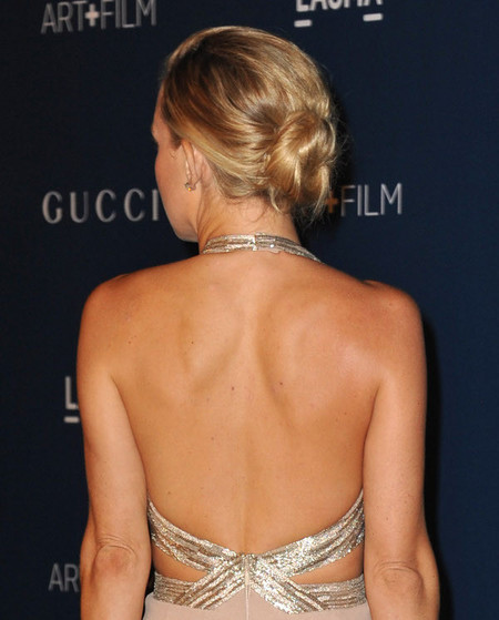 Peinado Kate Hudson en Lacma