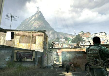 'Modern Warfare 2', otra impresionante muerte por cuchillo. ¿Os ha pasado algo así de bestia?