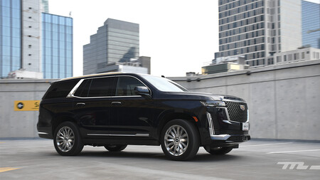 Cadillac Escalade 2021, a prueba: un imponente SUV de talla XL con tecnología que sorprende