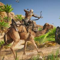 La nueva actualización de Assassin's Creed: Origins corrige un centenar de errores y añade nuevas opciones para el modo Foto