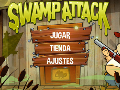 Swamp Attack, defensa en el pantano