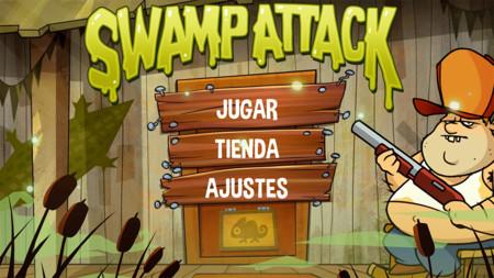 Swamp Attack, defensa en el pantano
