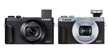 Canon Powershot G5 X Mark Ii Y G7 Mark Iii 03