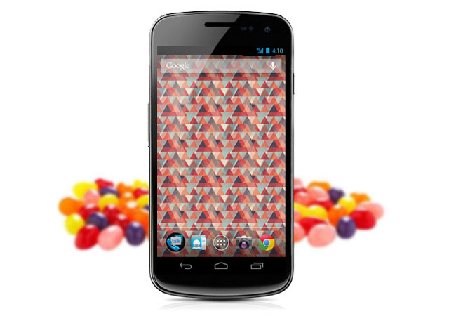 Galaxy Nexus Android 4.1 (Jelly Bean)
