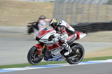 MotoGP EEUU 2011: Jorge Lorenzo empieza con las pilas cargadas en Laguna Seca