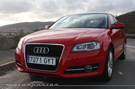 Audi A3 Sportback 1.4 TFSI, prueba (exterior e interior)