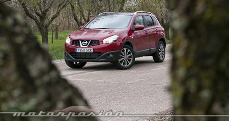 El próximo Nissan Qashqai podría llegar en 2014