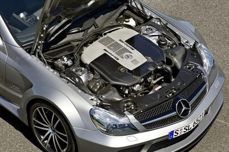 Mercedes Benz Sl 65 Amg Black Series 1