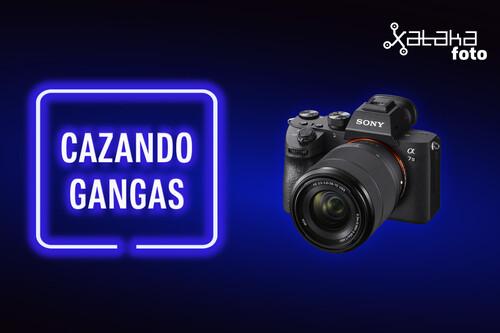 Sony A7 III, Canon EOS 5D IV, Apple iPhone 12 Pro Max y más cámaras, móviles, ópticas y accesorios en oferta en el Cazando Gangas
