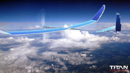 Google ahora va por el aire, compra la empresa de drones Titan Aerospace