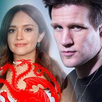 'House of the Dragon': la precuela de 'Juego de Tronos' amplía su reparto con Matt Smith, Olivia Cooke y Emma D'Arcy