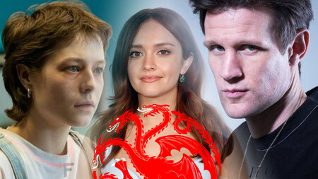 'House of the Dragon': la precuela de 'Juego de Tronos' amplía su reparto con Matt Smith, Olivia Cooke y Emma D'Arcy