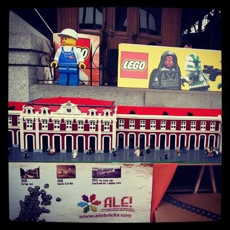 Hemos estado en TRENbrick el evento de ALE para los admiradores de LEGO