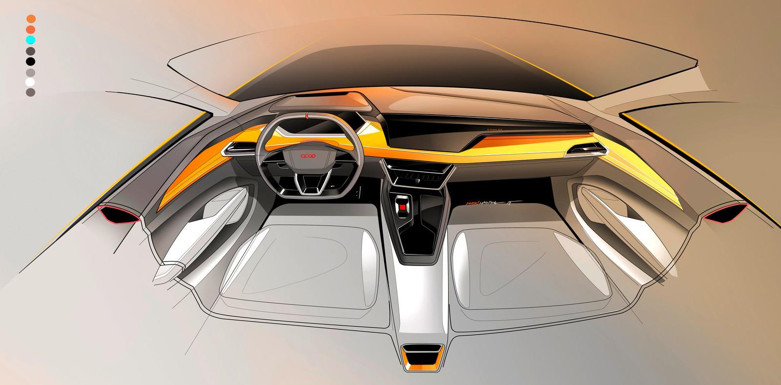 Foto de Audi e-tron GT concept 2018 (25/55)