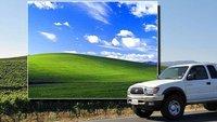 La fotografía más vista del mundo: el fondo de pantalla de Windows XP