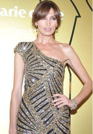 Nieves Álvarez Prix de la Moda