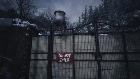 Guía Resident Evil Village: clave con la combinación de números que tiene el candado del taller de la aldea