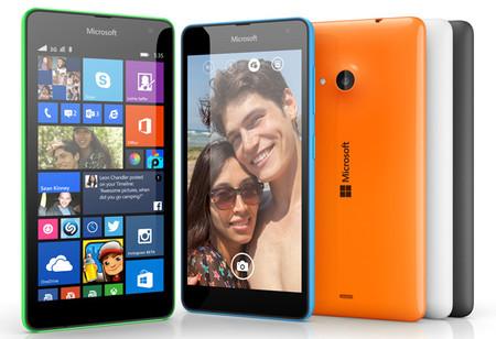 Lumia 535 Ft