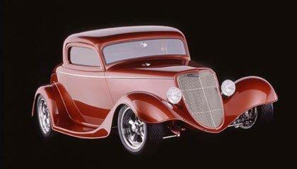 1934 Ford Stallion