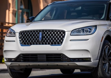 Lincoln Corsair Grand Touring 2021 1600 0d