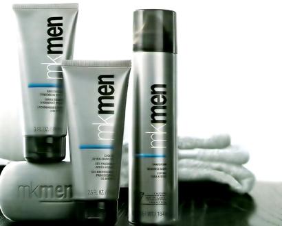 Mkmen de Mary Kay, productos para el afeitado
