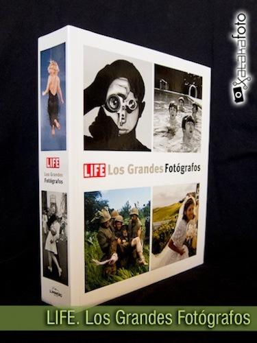 LIFE Los Grandes Fotógrafos - portada