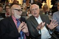 El premio Nobel de Física es concedido a los padres del bosón de Higgs