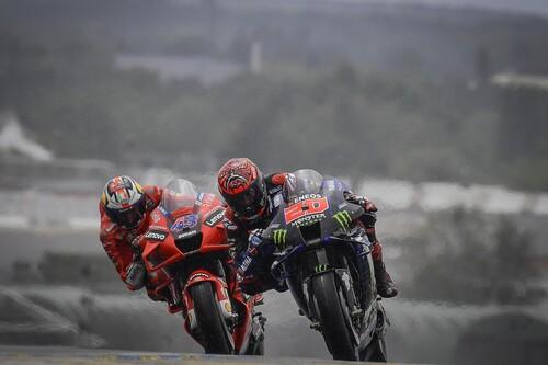 Las claves para pilotar con lluvia una MotoGP: cómo ganó Jack Miller en Le Mans y por qué hay especialistas en agua