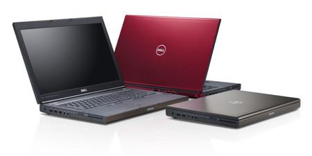 Nueva gama de portátiles Dell Precision para las empresas
