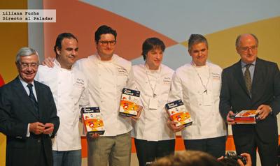 Presentación de la Guía Repsol 2013. Nuevos soles y más rutas con sabor