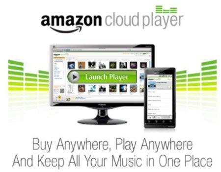 Amazon se lanza a la música en la nube con Amazon Cloud Player