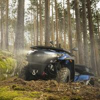 El KYMCO MXU 550, el ATV enfocado a las actividades profesionales, se podrá registrar como maquinaria agrícola
