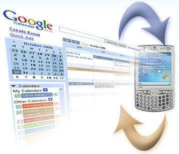 GooSync, sincroniza Google Calendar con el móvil
