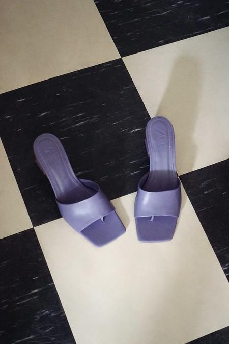 Zara Mules Bottega Clon 02