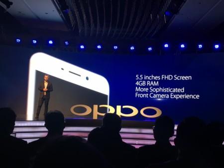 Oppo F1 Plus, el 'selfie-phone' de Oppo también llegará en tamaño grande
