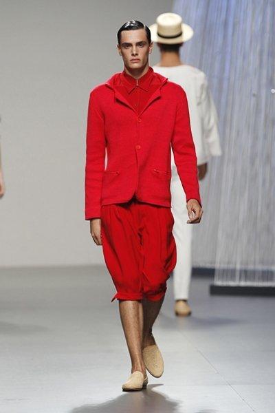 Etxeberria nos trae una primavera-verano 2012 variada y sofisticada