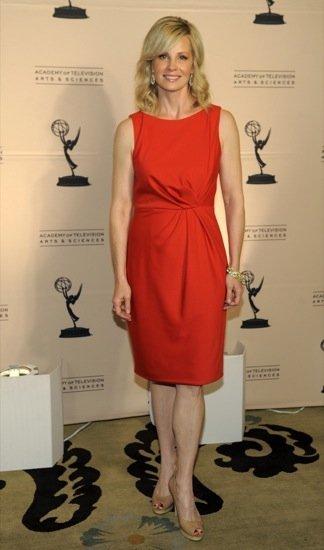 Monica Potter gala de la Academia de Televisión 2011