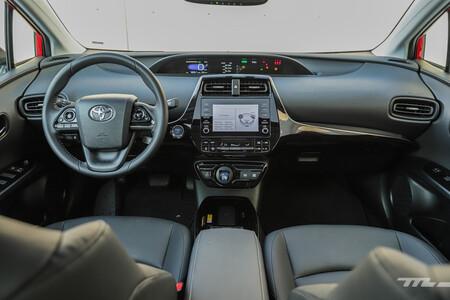Toyota Prius Prueba De Manejo Opiniones Mexico 61